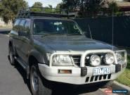 Nissan patrol GU 2003 for Sale