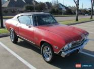 1968 Chevrolet Chevelle for Sale