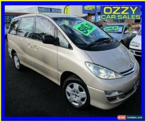 Classic 2004 Toyota Tarago ACR30R GLI Gold Automatic 4sp A Wagon for Sale