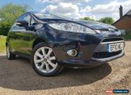 Ford Fiesta ZETEC- 103k- Cambelt And Service Done At 103k. for Sale