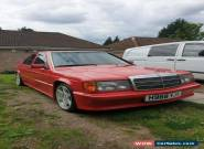 MERCEDES 190 Cosworth 2.9 Diesel 12months MOT NO RESERVE for Sale