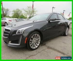 Classic 2014 Cadillac CTS All-wheel Drive Sedan 3.6L Performance for Sale