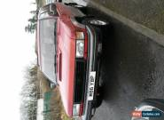 1994 VAUXHALL MONTEREY RS 3.1 TD RED for Sale