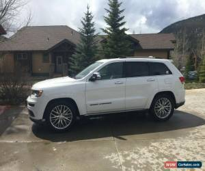 Classic 2017 Jeep Grand Cherokee Summit for Sale