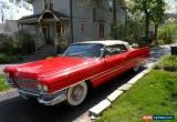 Classic 1964 Cadillac DeVille for Sale