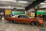 Classic 1974 Chevrolet Malibu Sport Coupe for Sale