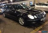 Classic 09 MERCEDES E220 2.2 CDI AVANT GARDE - LEATHER, ALLOYS, 9 MERC STMPS, 1F/OWNER for Sale