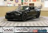 Classic 2011 Ford Mustang GT California Special for Sale