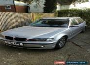 BMW 320D Touring 2001 E46 - 8 months MOT for Sale