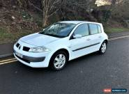 2005 Renault Megane 1.6 DCI LHD + LEFT HAND DRIVE 5dr for Sale