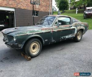 Classic 1968 Ford Mustang GT for Sale