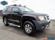 2010 Nissan Xterra 4x4 Off Road for Sale