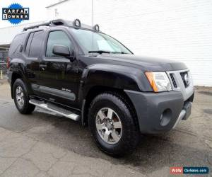 Classic 2010 Nissan Xterra 4x4 Off Road for Sale