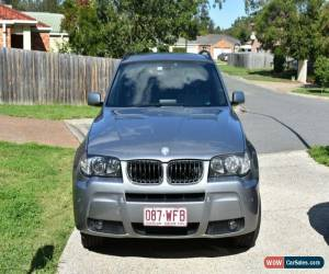 Classic 2006 BMW X3 3.0 Turbo Diesel for Sale