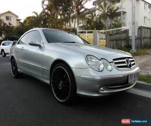 Classic Mercedes-Benz CLK 240 Elegance Coupe 2005 Automatic  for Sale