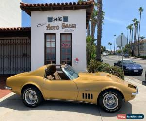 Classic 1969 Chevrolet Corvette Stingray for Sale