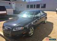 2008 Audi A4 S-LINE for Sale