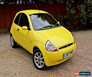Classic Ford Ka Zete Climate 19000 miles from new 1 lady owner 3/19 MOT 3 month warranty for Sale