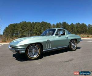Classic 1966 Chevrolet Corvette for Sale