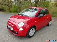 Fiat 500 Red Edition POP 1.2 Petrol Full Service History Low Mileage for Sale