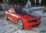 2010 Chevrolet Camaro 2010 Camaro 2SS/RS Adjustable 600 to over 700HP for Sale