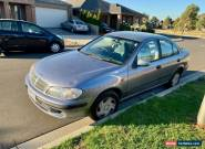 2003 Nissan Pulsar ST N16 S2 Manual for Sale