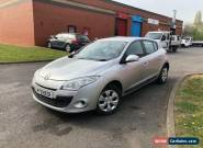 renault megane 1.5 dci 2010 5 door 10 month mot, timing belt done vgc ew,a/c  for Sale