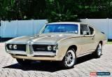 Classic 1969 Pontiac Tempest for Sale