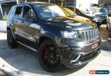 Classic 2012 Jeep Grand Cherokee WK MY13 SRT 8 (4x4) Black Automatic 5sp A Wagon for Sale