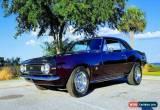 Classic 1967 Chevrolet Camaro for Sale