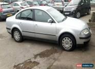 2002 VW PASSAT 1.9TDI LOW MILEAGE CLEAN CAR FULL SERVICE HISTORY + FULL M.O.T for Sale