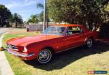 Classic FORD MUSTANG 1965 COUPE 6 CLY for Sale