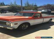 1972 Chevrolet C-10 -Big Block- for Sale