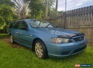 2006 Ford Falcon station wagon for Sale