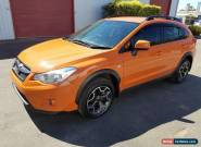 2014 Subaru XV automatic 64km not damaged ideal export drives like new car for Sale