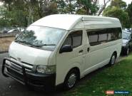 Toyota Hiace Commuter (2007) Bus  (3L - Diesel Turbo F/INJ) 12 Seats for Sale