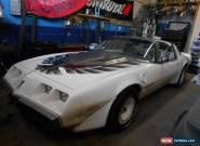1980 Pontiac Trans Am pace car for Sale