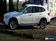 X1 Bmw 2011 white for Sale