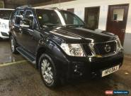 11 NISSAN PATHFINDER 2.5 DCI 190 TEKNA - SATNAV, LEATHER, SUNROOF, 1F/OWNER for Sale