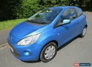 2012 Ford KA 1.2 Edge Manual PART EXCHANGE TO CLEAR for Sale