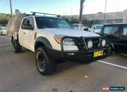 2010 Ford Ranger PK XL (4x4) Manual 5sp M Super C/Chas for Sale