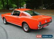1966 Ford Mustang FAST BACK for Sale