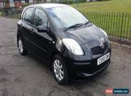 Toyota Yaris 1.4 D-4D DIESEL TOYOTA SERVICE HISTORY LADY OWNER 58REG 5DR ??30 TAX for Sale