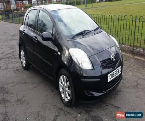 Classic Toyota Yaris 1.4 D-4D DIESEL TOYOTA SERVICE HISTORY LADY OWNER 58REG 5DR ??30 TAX for Sale