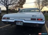 1971 Chevrolet Biscayne for Sale