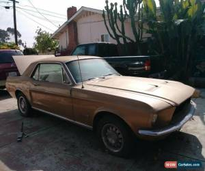 Classic 1968 Ford Mustang Deluxe for Sale