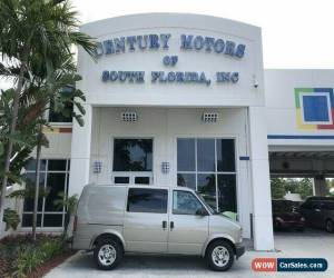 Classic 2003 Chevrolet Astro 4 NEW Tires Vinyl Seats A/C Non Smoker for Sale