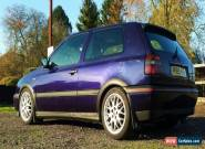 Volkswagen Golf MK3 GTI 16v for Sale