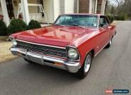 1967 Chevrolet Nova SS for Sale