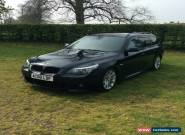 BMW 535d touring estate m sport e61 twin turbo lci 2008 for Sale